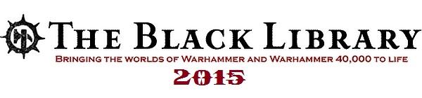 Programme des publications Black Library France pour 2015 36890910