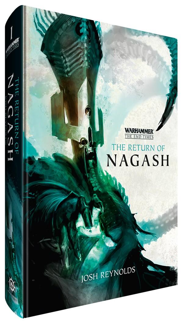 [The End Times] - I - The Return of Nagash de Josh Reynolds Nagash10