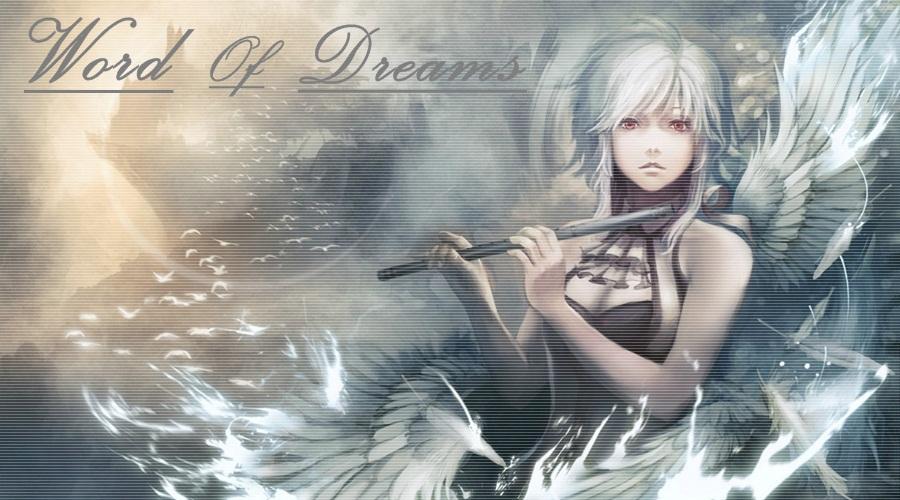 Word Of Dreams