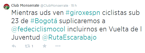 VUELTA A LA JUVENTUD 2014 Club_m10