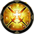 Pasiva: Maestro de armas - nivel 4 (Daño de arma + 400)
