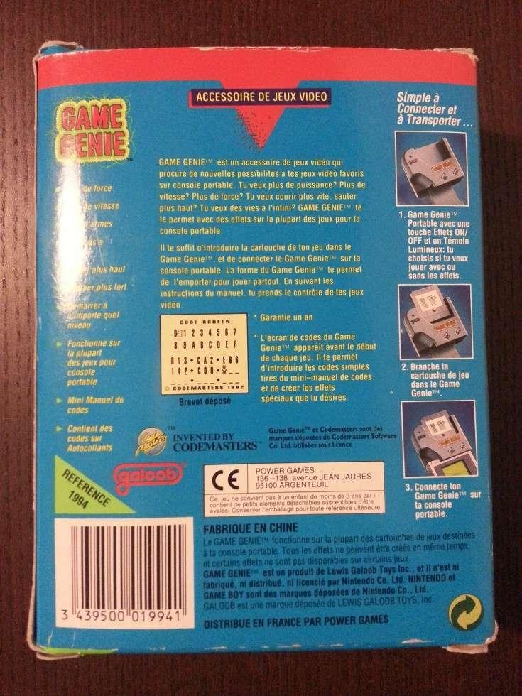 la gameboy collection FAH (Mise à jour photos des jeux en boite) - Page 3 20140763