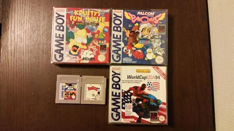 la gameboy collection FAH (Mise à jour photos des jeux en boite) - Page 3 20140913