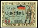 Billetes Alemanes (Notgeld)