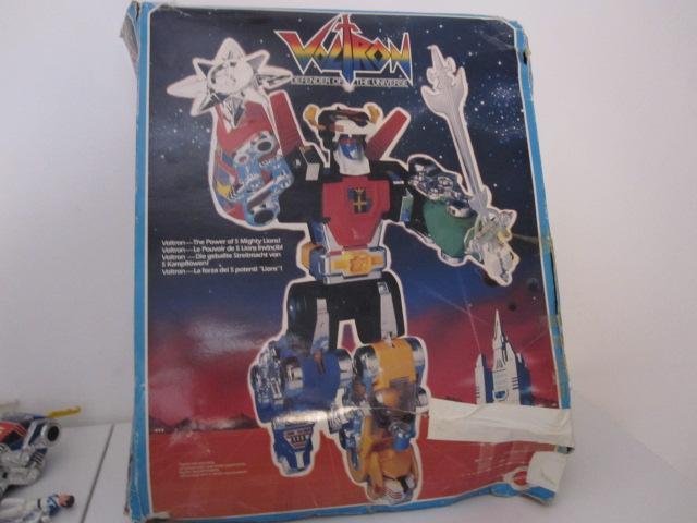Voltron Mattel 1984 V410