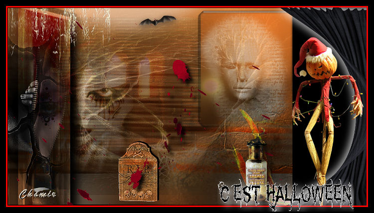 C'est Halloween(PSP) Cestha10