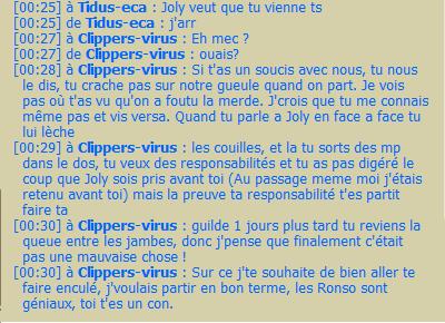 Départ de Mali' Virus10