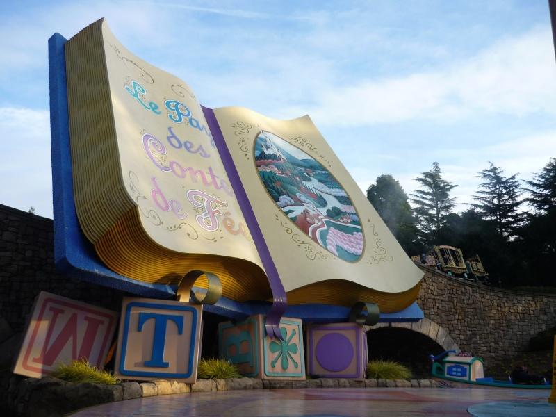 Séjour au Sequoia Lodge du 29 Décembre 2013 au 3 Janvier 2014 - Réveillon à Disneyland Paris !  Terminé le 12 Novembre! 112