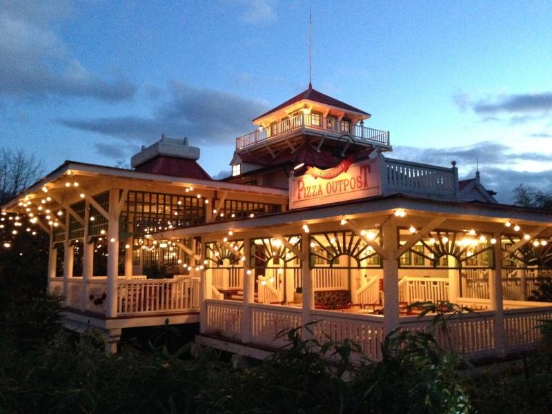 Séjour au Sequoia Lodge du 29 Décembre 2013 au 3 Janvier 2014 - Réveillon à Disneyland Paris !  Terminé le 12 Novembre! Img_2913