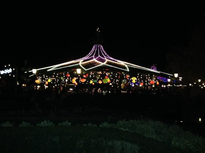 Séjour au Sequoia Lodge du 29 Décembre 2013 au 3 Janvier 2014 - Réveillon à Disneyland Paris !  Terminé le 12 Novembre! Img_2917
