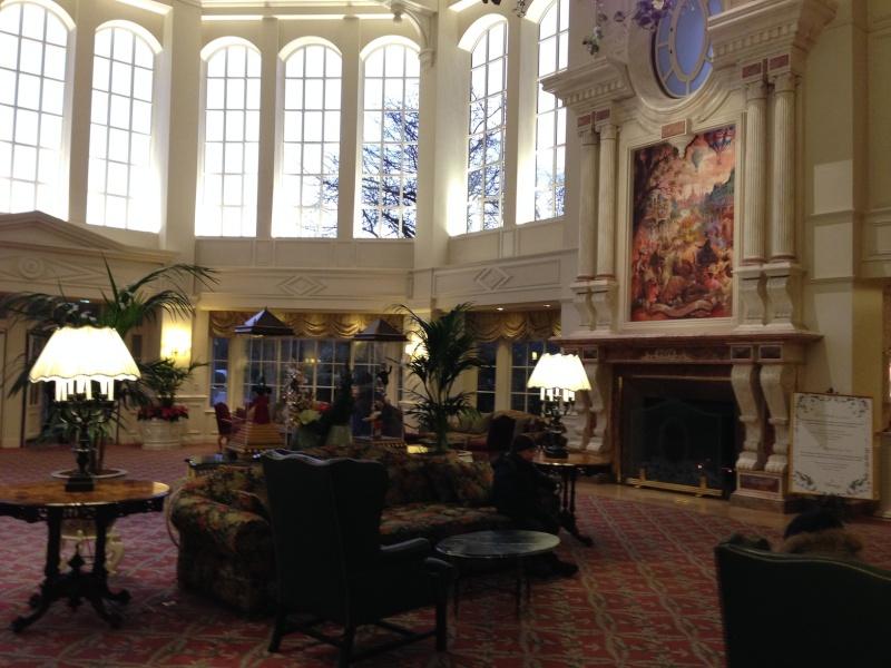 Séjour au Sequoia Lodge du 29 Décembre 2013 au 3 Janvier 2014 - Réveillon à Disneyland Paris !  Terminé le 12 Novembre! Img_3028