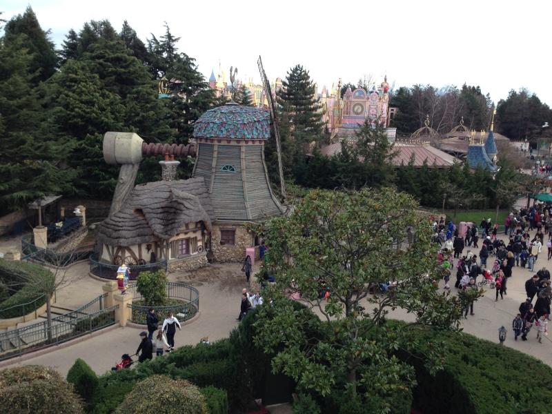 Séjour au Sequoia Lodge du 29 Décembre 2013 au 3 Janvier 2014 - Réveillon à Disneyland Paris !  Terminé le 12 Novembre! - Page 3 Img_3411