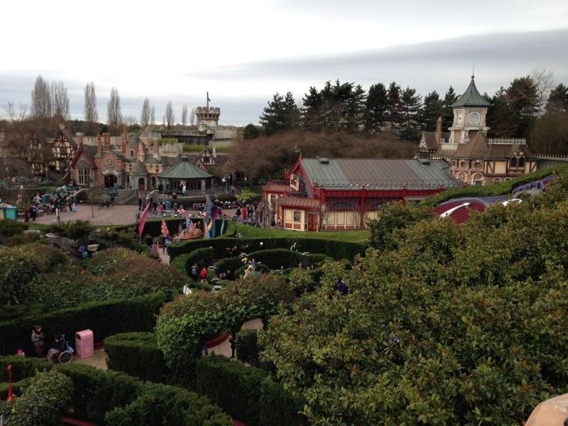 Séjour au Sequoia Lodge du 29 Décembre 2013 au 3 Janvier 2014 - Réveillon à Disneyland Paris !  Terminé le 12 Novembre! - Page 3 Img_3413
