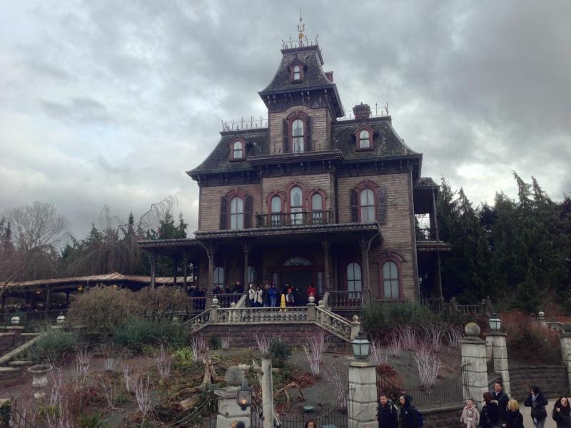 Séjour au Sequoia Lodge du 29 Décembre 2013 au 3 Janvier 2014 - Réveillon à Disneyland Paris !  Terminé le 12 Novembre! - Page 3 Img_3440