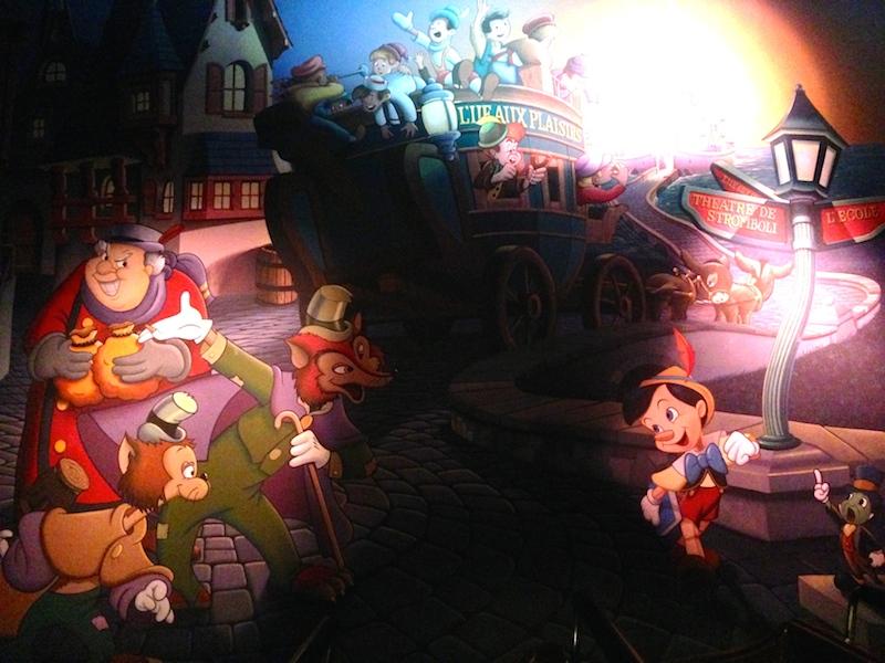 Séjour au Sequoia Lodge du 29 Décembre 2013 au 3 Janvier 2014 - Réveillon à Disneyland Paris !  Terminé le 12 Novembre! - Page 4 Img_4414