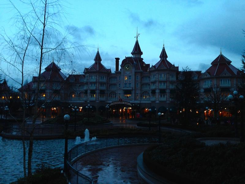 Séjour au Sequoia Lodge du 29 Décembre 2013 au 3 Janvier 2014 - Réveillon à Disneyland Paris !  Terminé le 12 Novembre! - Page 5 Img_4428