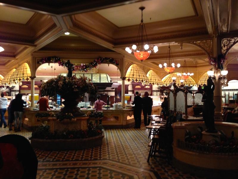 Séjour au Sequoia Lodge du 29 Décembre 2013 au 3 Janvier 2014 - Réveillon à Disneyland Paris !  Terminé le 12 Novembre! - Page 5 Img_4436