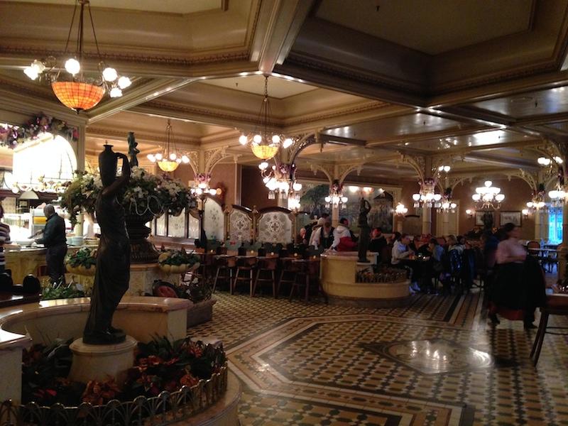 Séjour au Sequoia Lodge du 29 Décembre 2013 au 3 Janvier 2014 - Réveillon à Disneyland Paris !  Terminé le 12 Novembre! - Page 5 Img_4437