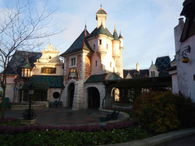 Séjour au Sequoia Lodge du 29 Décembre 2013 au 3 Janvier 2014 - Réveillon à Disneyland Paris !  Terminé le 12 Novembre! P1020610