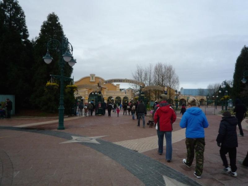 Séjour au Sequoia Lodge du 29 Décembre 2013 au 3 Janvier 2014 - Réveillon à Disneyland Paris !  Terminé le 12 Novembre! - Page 2 P1020715