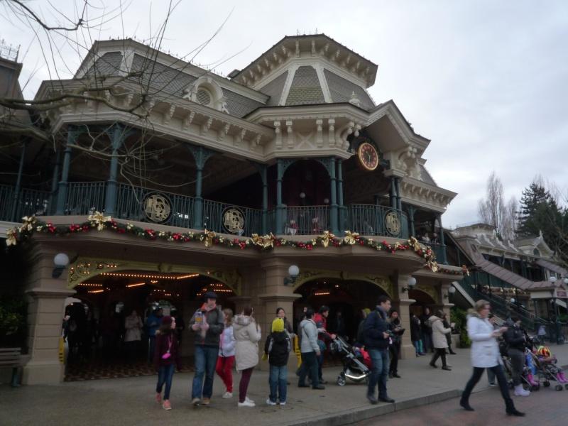 Séjour au Sequoia Lodge du 29 Décembre 2013 au 3 Janvier 2014 - Réveillon à Disneyland Paris !  Terminé le 12 Novembre! - Page 2 P1020717