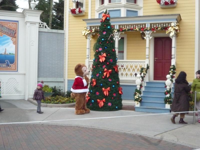 Séjour au Sequoia Lodge du 29 Décembre 2013 au 3 Janvier 2014 - Réveillon à Disneyland Paris !  Terminé le 12 Novembre! - Page 2 P1020719