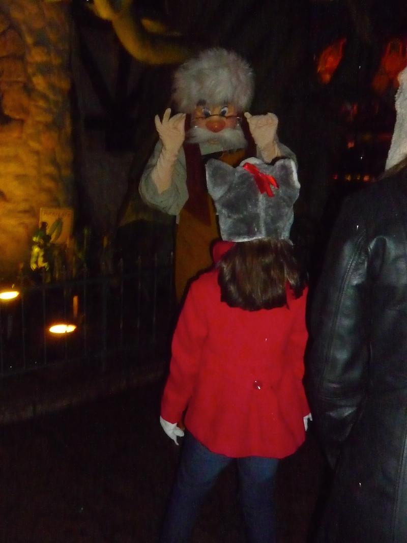 Séjour au Sequoia Lodge du 29 Décembre 2013 au 3 Janvier 2014 - Réveillon à Disneyland Paris !  Terminé le 12 Novembre! - Page 4 P1030012