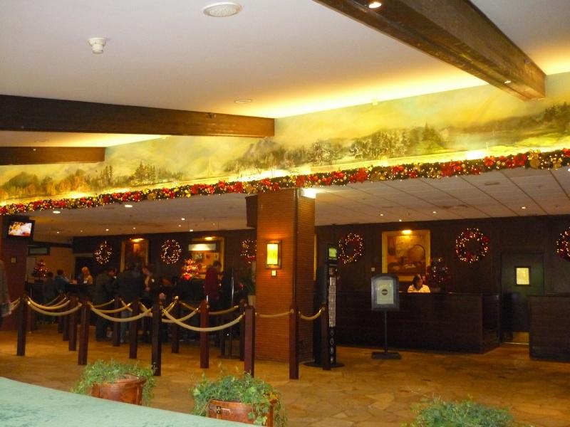 Séjour au Sequoia Lodge du 29 Décembre 2013 au 3 Janvier 2014 - Réveillon à Disneyland Paris !  Terminé le 12 Novembre! P1070716