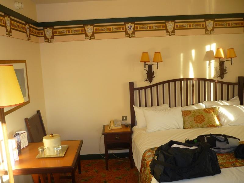 Séjour au Sequoia Lodge du 29 Décembre 2013 au 3 Janvier 2014 - Réveillon à Disneyland Paris !  Terminé le 12 Novembre! P1070810