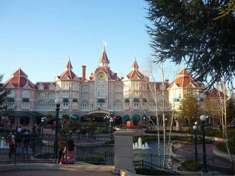 Séjour au Sequoia Lodge du 29 Décembre 2013 au 3 Janvier 2014 - Réveillon à Disneyland Paris !  Terminé le 12 Novembre! P1070812