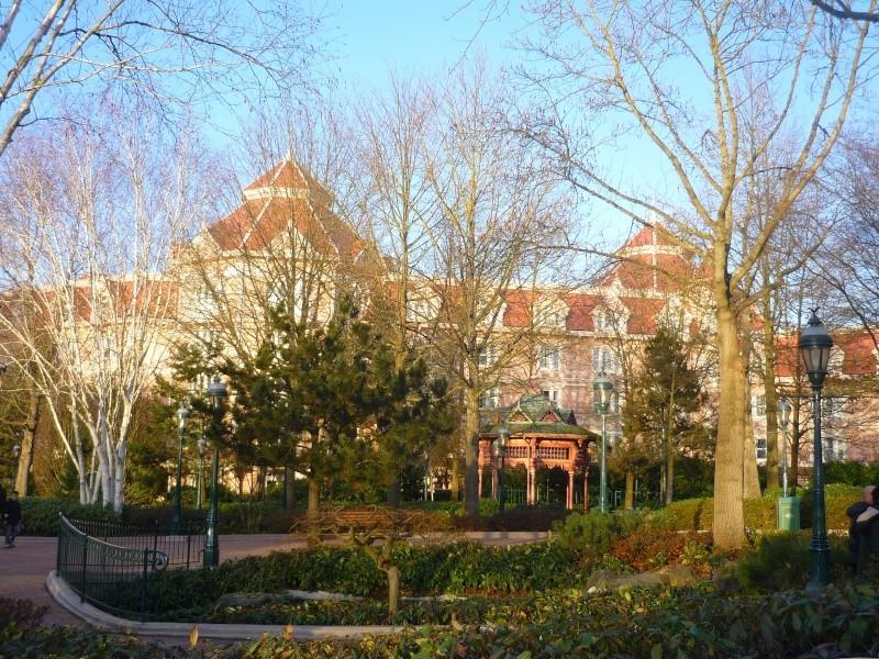 Séjour au Sequoia Lodge du 29 Décembre 2013 au 3 Janvier 2014 - Réveillon à Disneyland Paris !  Terminé le 12 Novembre! P1070813