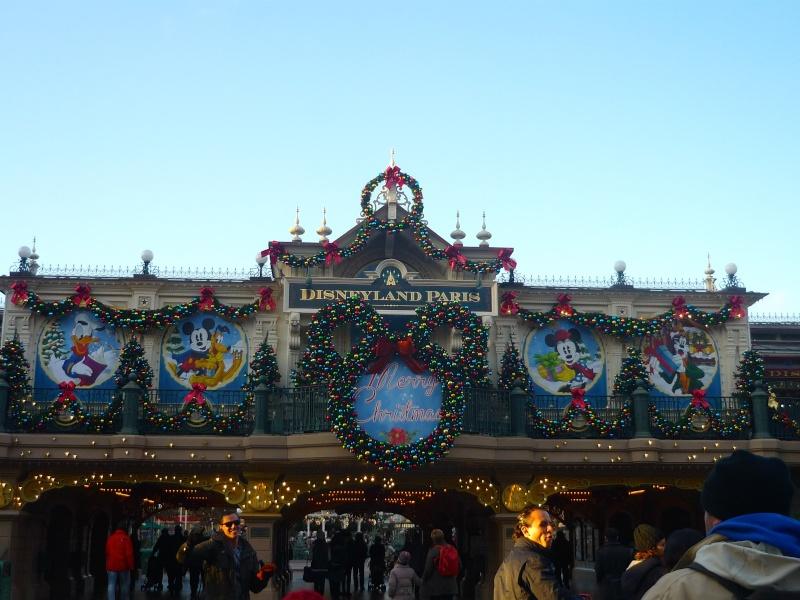 Séjour au Sequoia Lodge du 29 Décembre 2013 au 3 Janvier 2014 - Réveillon à Disneyland Paris !  Terminé le 12 Novembre! P1070815