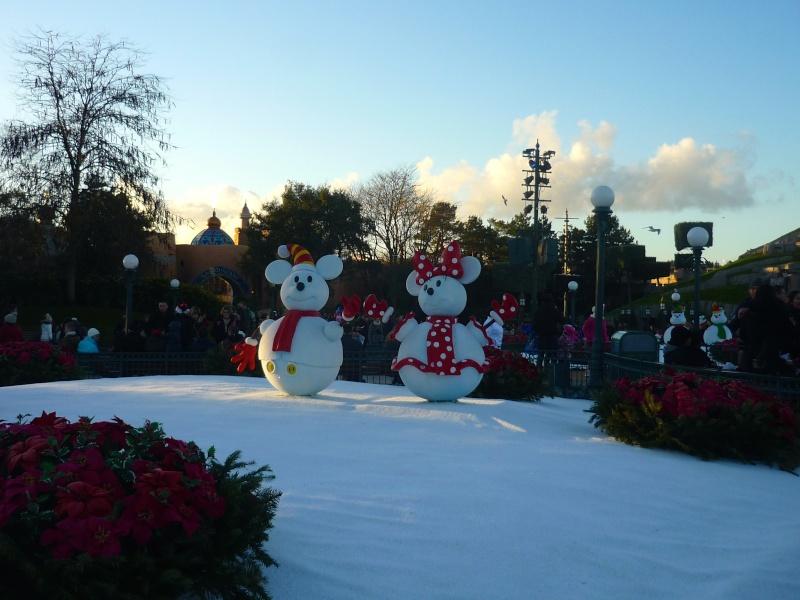Séjour au Sequoia Lodge du 29 Décembre 2013 au 3 Janvier 2014 - Réveillon à Disneyland Paris !  Terminé le 12 Novembre! P1070821