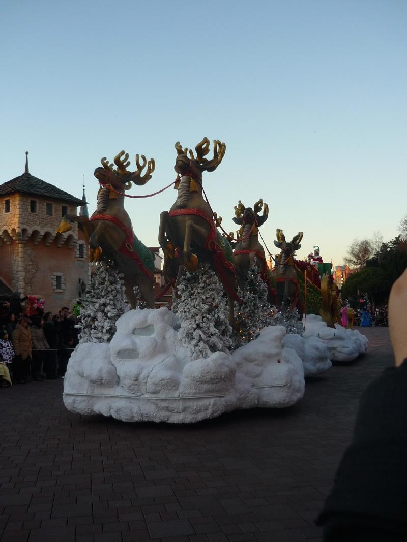 Séjour au Sequoia Lodge du 29 Décembre 2013 au 3 Janvier 2014 - Réveillon à Disneyland Paris !  Terminé le 12 Novembre! P1070822