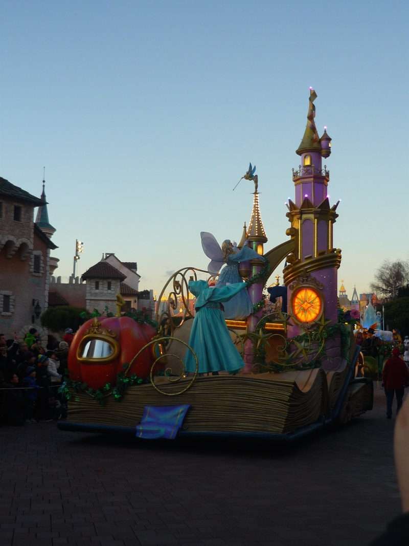 Séjour au Sequoia Lodge du 29 Décembre 2013 au 3 Janvier 2014 - Réveillon à Disneyland Paris !  Terminé le 12 Novembre! P1070824