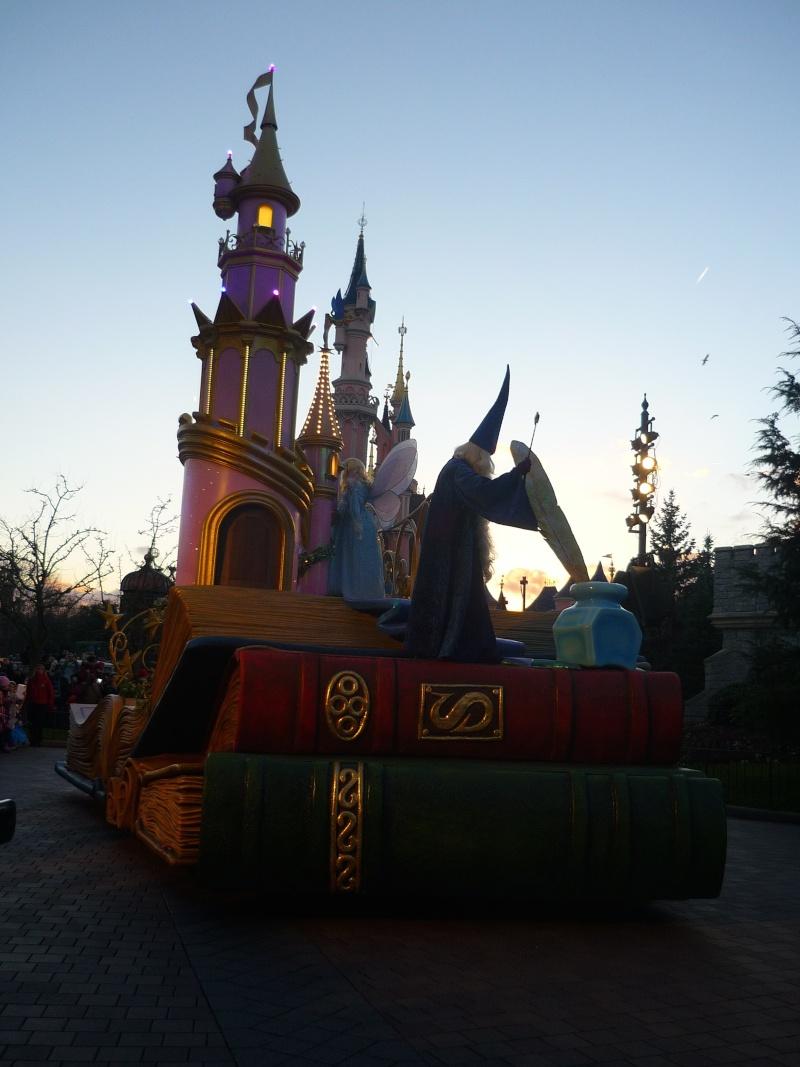 Séjour au Sequoia Lodge du 29 Décembre 2013 au 3 Janvier 2014 - Réveillon à Disneyland Paris !  Terminé le 12 Novembre! P1070825