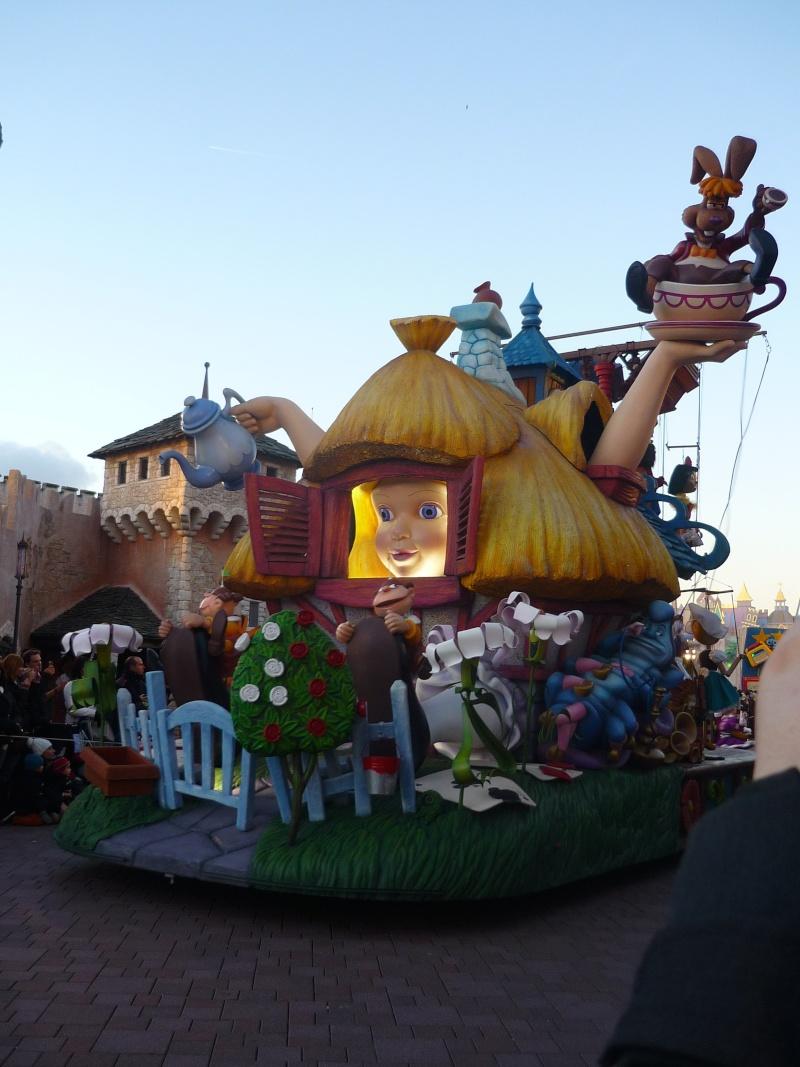 Séjour au Sequoia Lodge du 29 Décembre 2013 au 3 Janvier 2014 - Réveillon à Disneyland Paris !  Terminé le 12 Novembre! P1070828
