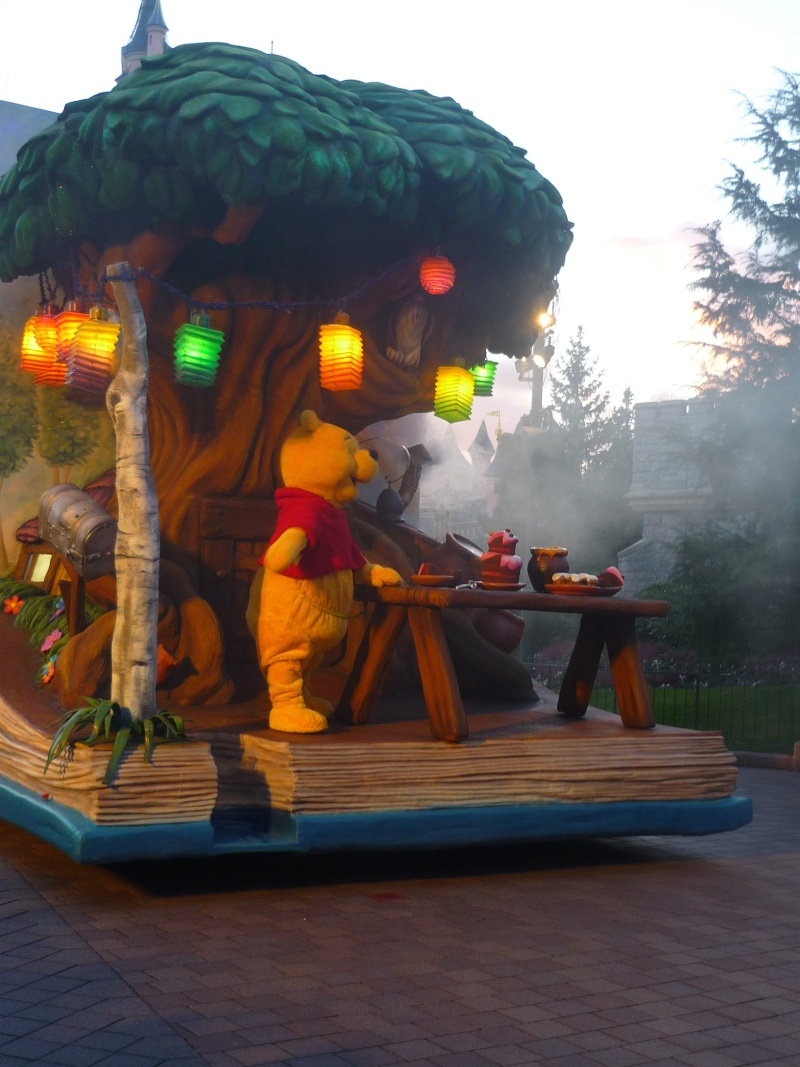 Séjour au Sequoia Lodge du 29 Décembre 2013 au 3 Janvier 2014 - Réveillon à Disneyland Paris !  Terminé le 12 Novembre! P1070910
