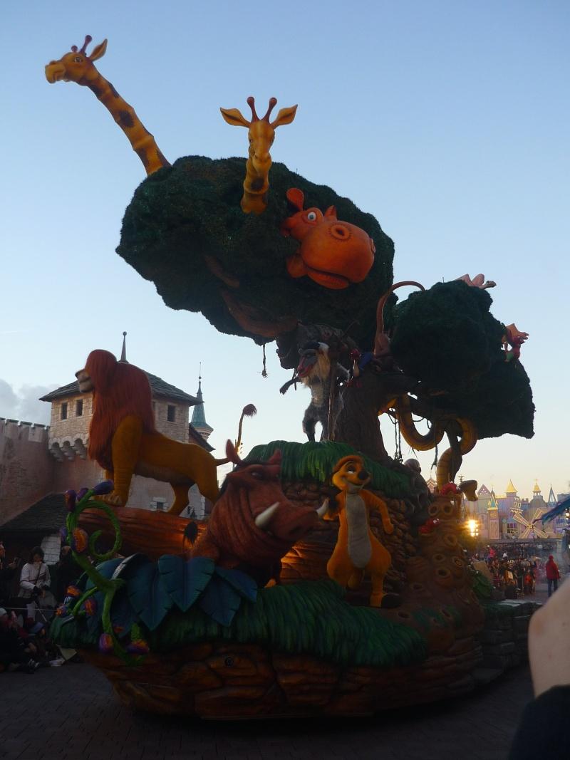 Séjour au Sequoia Lodge du 29 Décembre 2013 au 3 Janvier 2014 - Réveillon à Disneyland Paris !  Terminé le 12 Novembre! P1070911