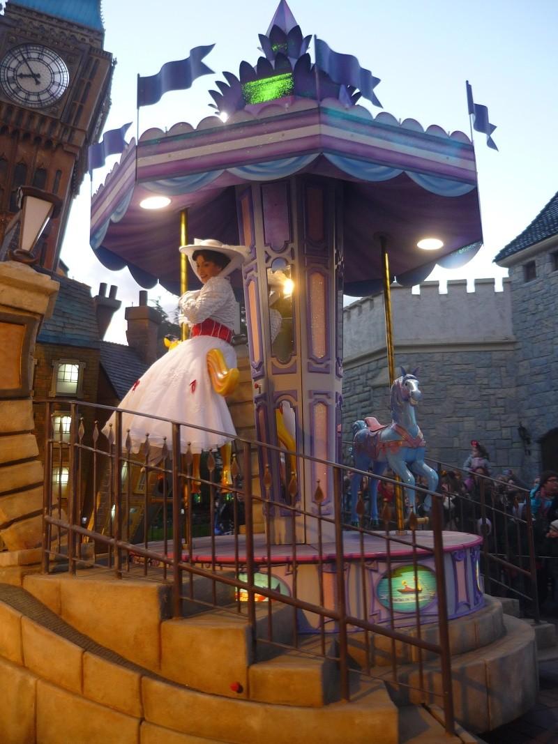 Séjour au Sequoia Lodge du 29 Décembre 2013 au 3 Janvier 2014 - Réveillon à Disneyland Paris !  Terminé le 12 Novembre! P1070913