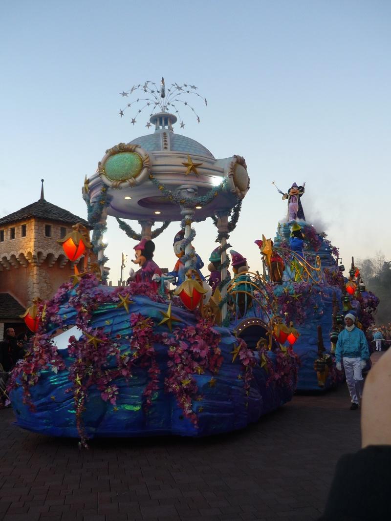 Séjour au Sequoia Lodge du 29 Décembre 2013 au 3 Janvier 2014 - Réveillon à Disneyland Paris !  Terminé le 12 Novembre! P1070914
