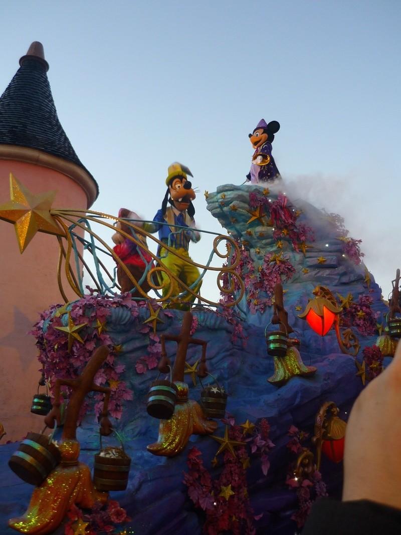 Séjour au Sequoia Lodge du 29 Décembre 2013 au 3 Janvier 2014 - Réveillon à Disneyland Paris !  Terminé le 12 Novembre! P1070915
