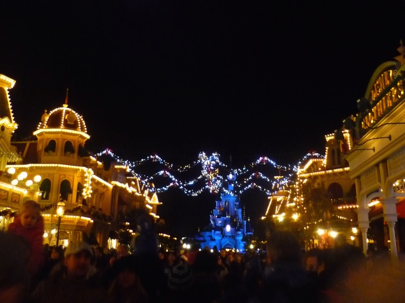Séjour au Sequoia Lodge du 29 Décembre 2013 au 3 Janvier 2014 - Réveillon à Disneyland Paris !  Terminé le 12 Novembre! P1070919