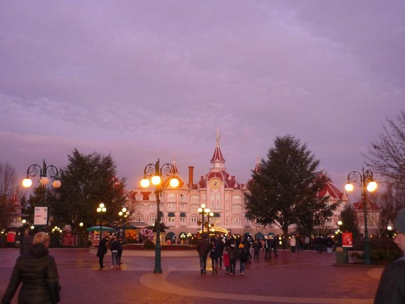 Séjour au Sequoia Lodge du 29 Décembre 2013 au 3 Janvier 2014 - Réveillon à Disneyland Paris !  Terminé le 12 Novembre! P1080013