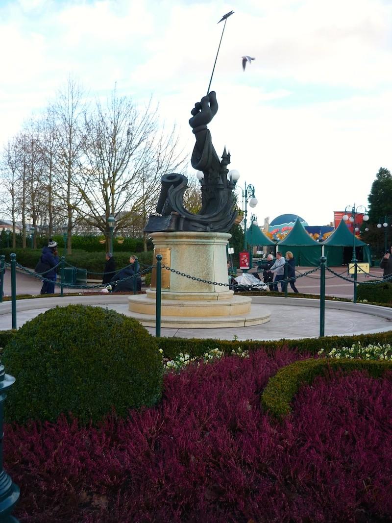 Séjour au Sequoia Lodge du 29 Décembre 2013 au 3 Janvier 2014 - Réveillon à Disneyland Paris !  Terminé le 12 Novembre! - Page 5 P1080611
