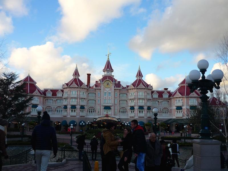 Séjour au Sequoia Lodge du 29 Décembre 2013 au 3 Janvier 2014 - Réveillon à Disneyland Paris !  Terminé le 12 Novembre! - Page 5 P1080612