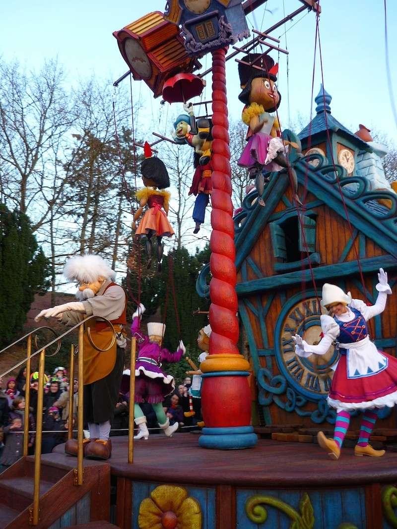 Séjour au Sequoia Lodge du 29 Décembre 2013 au 3 Janvier 2014 - Réveillon à Disneyland Paris !  Terminé le 12 Novembre! - Page 5 P1080624