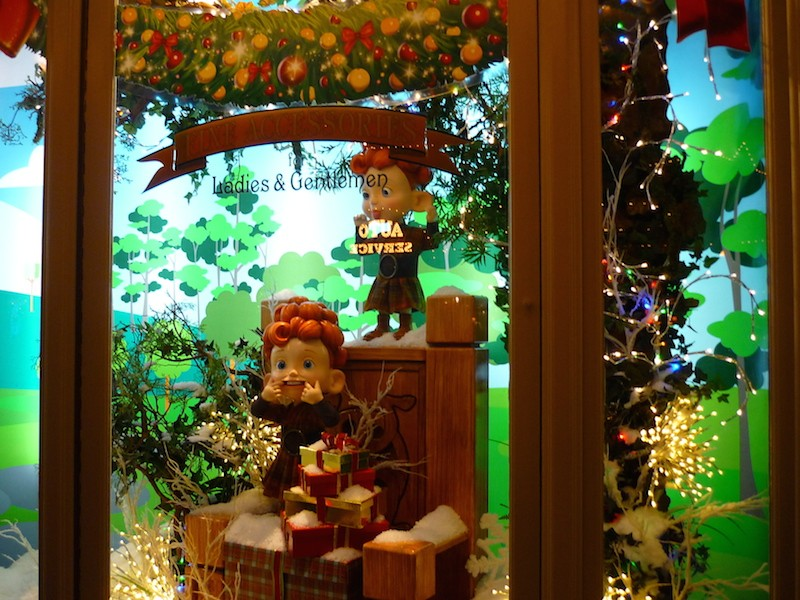 Séjour au Sequoia Lodge du 29 Décembre 2013 au 3 Janvier 2014 - Réveillon à Disneyland Paris !  Terminé le 12 Novembre! - Page 5 P1080711