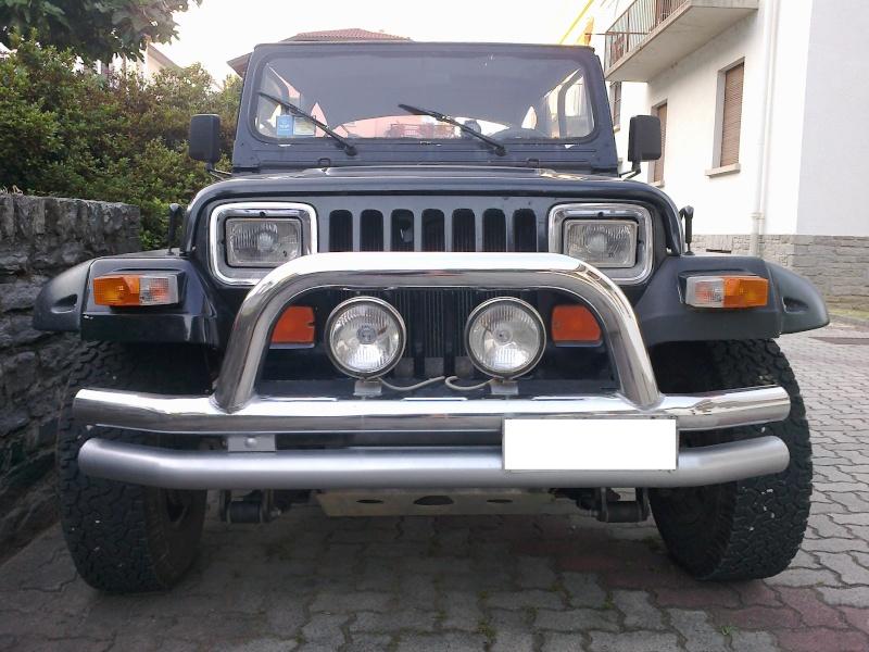 Jeep Wrangler YJ 1990 01082010