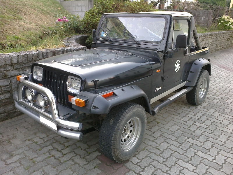 Jeep Wrangler YJ 1990 01082011